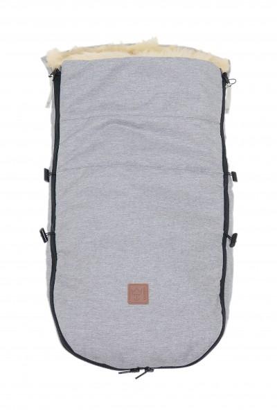 Premium Lammfell Fußsack passgenau für Bugaboo ANT