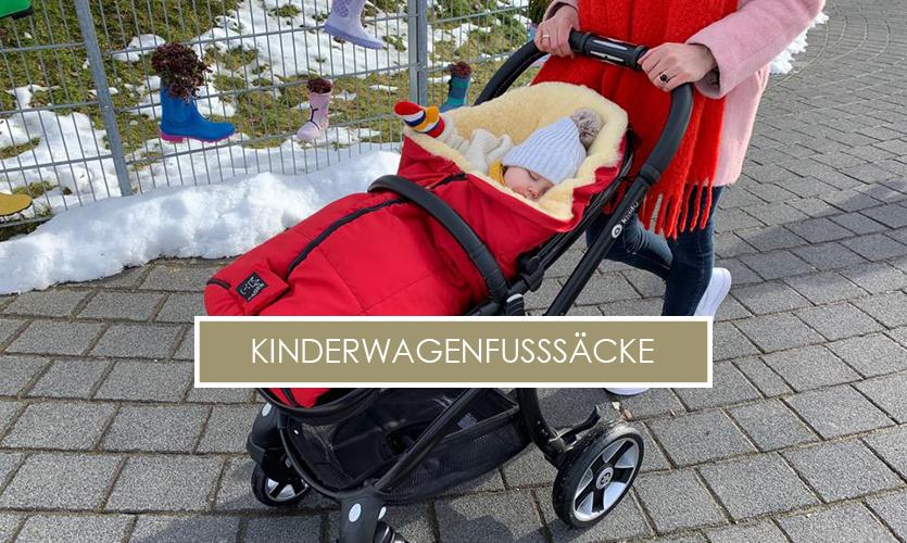Kinderwagenfusss-cke